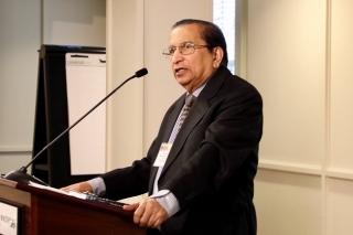 Rev. S. Wesley Ariarajah