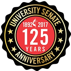 125 years of University Senate