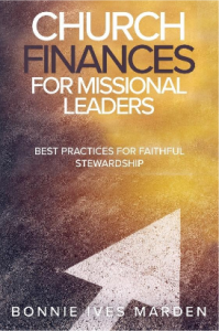 Book Cover: Church Finances for Missional Leaders