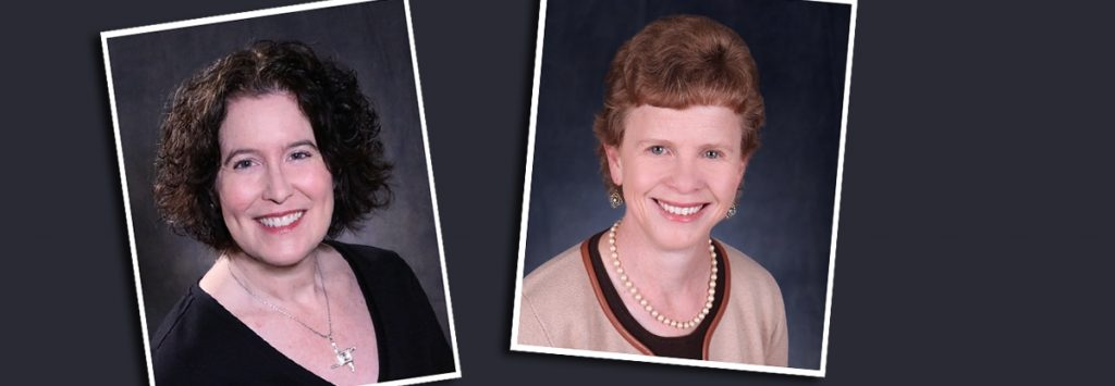 Rev. Shannon Conklin-Miller and Rev. Meg Lassiat will both step into new roles at GBHEM.