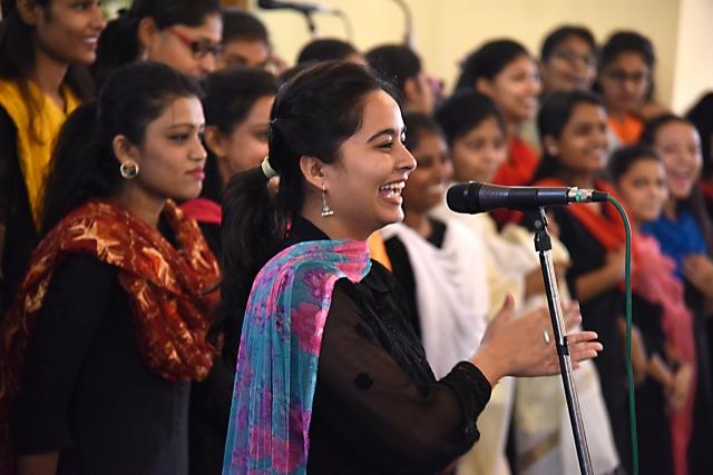 Isabella Thoburn College Choir