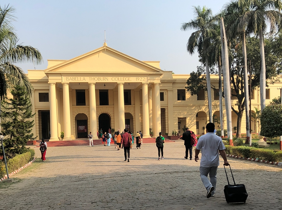 Isabella Thoburn College, Lucknow, India