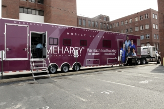 Meharry Mobile Dental Unit