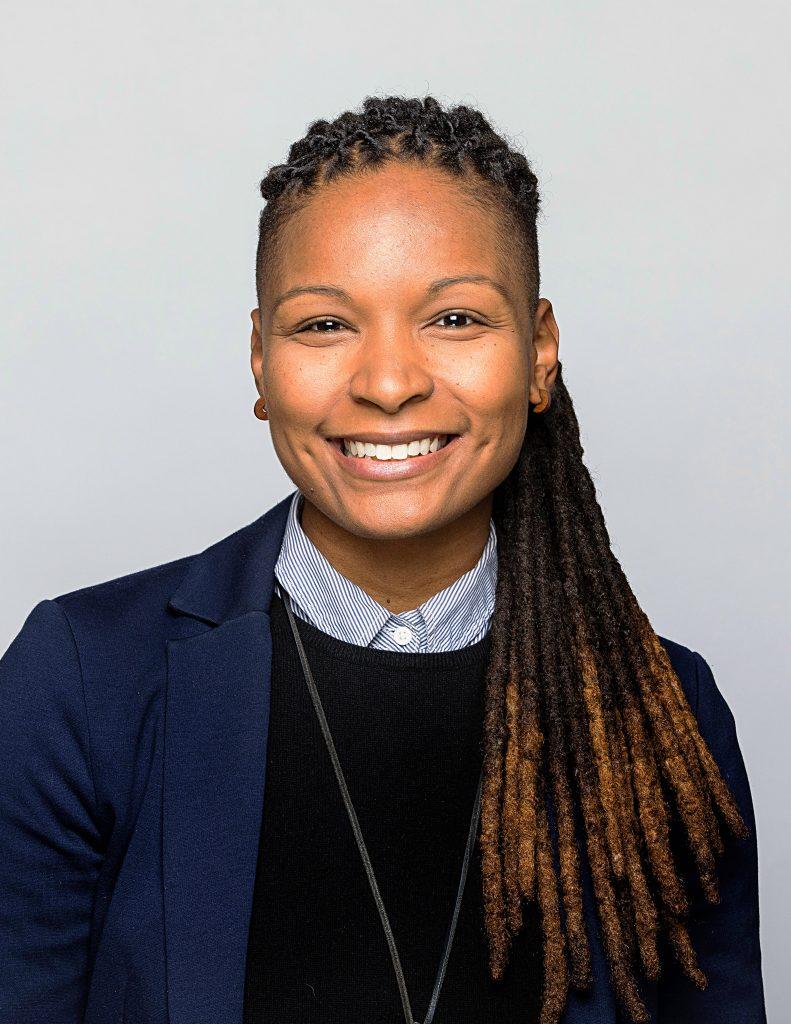 Elyse Ambrose, 48th Women of Color Scholar