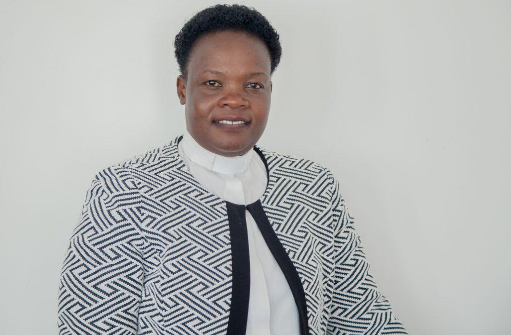 Rev. Maudy Muchanyereyi