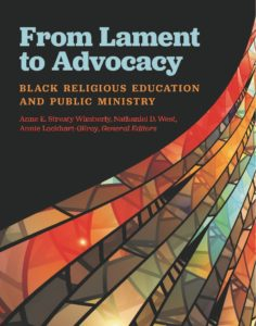 Book Cover - From Lament to Advocacy.