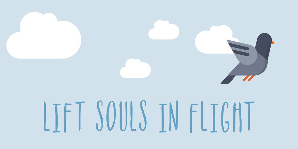 Lift Souls in Flight