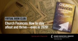 Church Finances Virtual Book Club