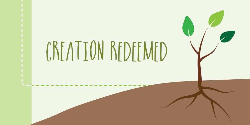 Creation Redeemed