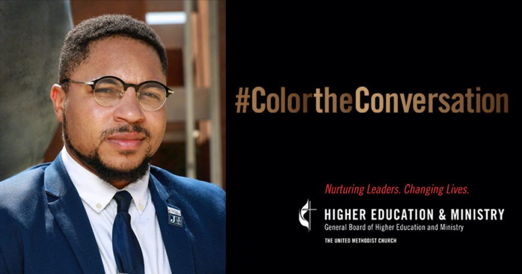 Rev. Kevin Kosh, #ColortheConversation