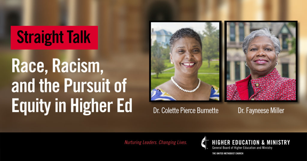 Straight Talk: Race & Equity