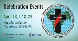 UMC Deacon 25th Anniversary Event